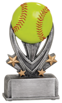 VARSITY SPORT SOFTBALL RESIN