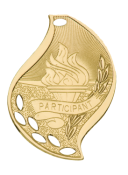 PARTICIPANT ACADEMIC FLAME MEDAL