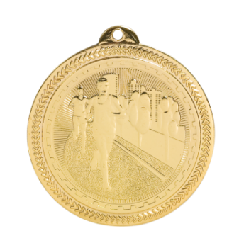 CROSS COUNTRY BRITELAZER MEDAL
