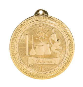 SCIENCE BRITELAZER MEDAL
