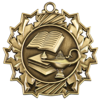 GRADUATE TEN STAR ACADEMIC MEDAL