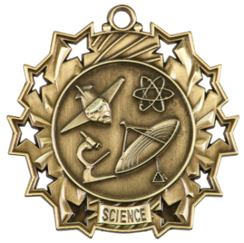 SCIENCE TEN STAR ACADEMIC MEDAL