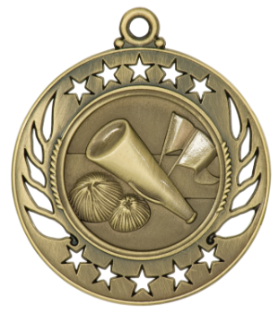 CHEER GALAXY MEDAL