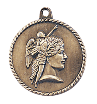 ACHIEVEMENT HIGH RELIEF MEDAL