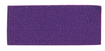 SOLID PURPLE NECK RIBBON WITH SNAP CLIP