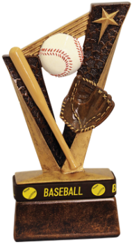 Baseball Trophybands Award