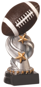 Encore Football Resin Award