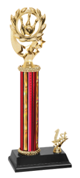 Bowling Wreath Trophy