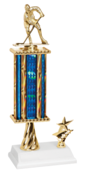 3-Star Hockey Trophy