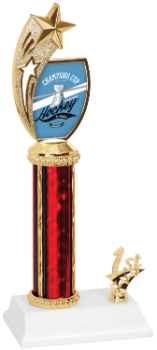 Custom Graphic Hockey Trophy