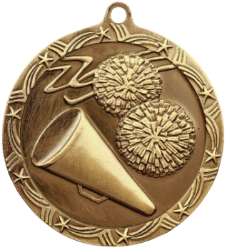 Cheer Shooting Star Medal
