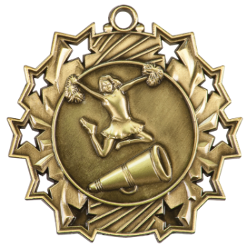 Cheer Ten Star Medal