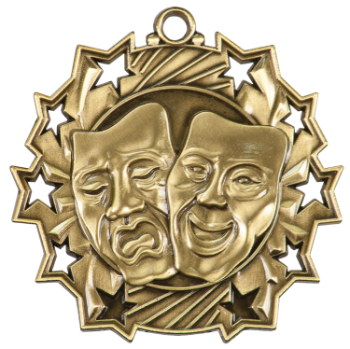 Drama Ten Star Academic Medal