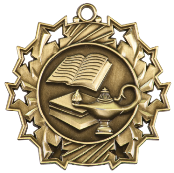 Graduate Ten Star Medal