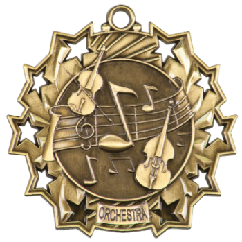Orchestra Ten Star Medal