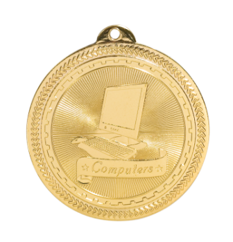 Computers BriteLazer Medal