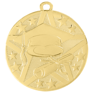 Graduate Superstar Medal