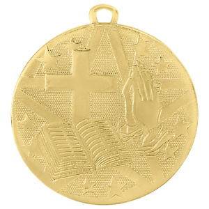Religion Superstar Medal