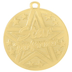 Star Performer Superstar Medal
